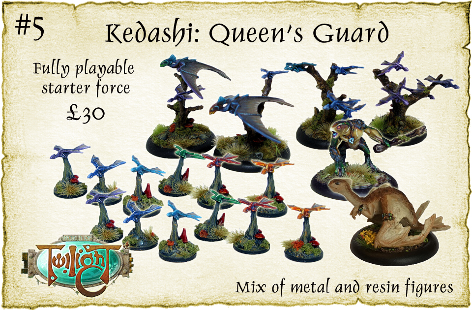 Starter: Kedashi Queen's Guard