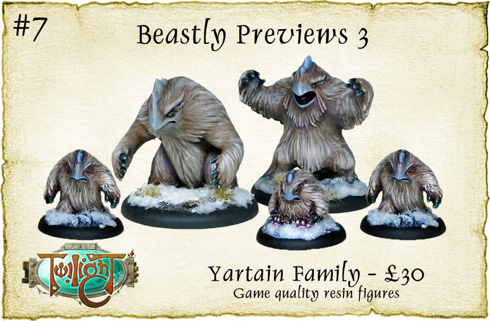 Yartain Family