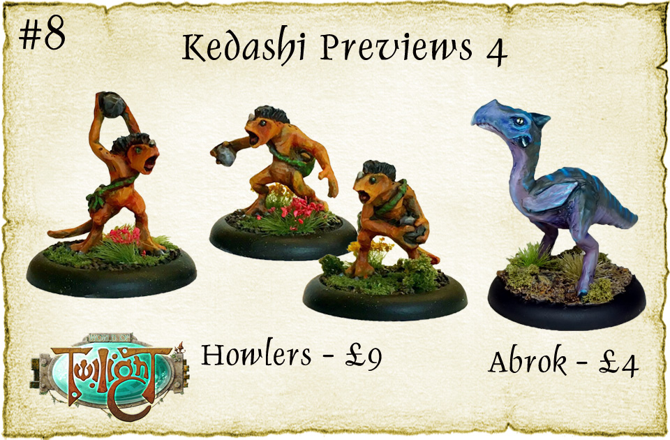 Trebarnii Howlers - Click Image to Close