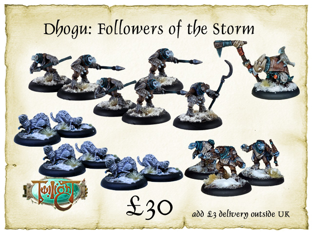Starter: Followers of the Storm