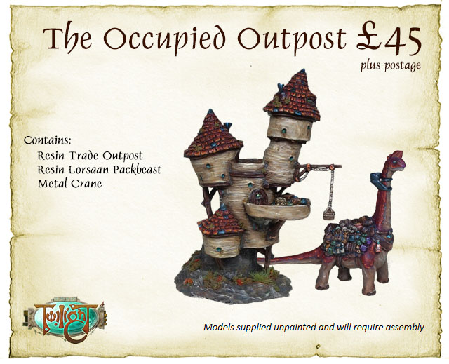 The Occupied Outpost