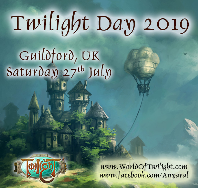 Twilight Day 2019 - registration