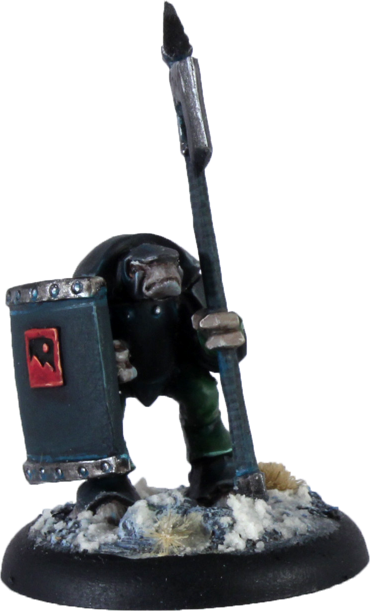 KalDromar Bodyguard (2 models)