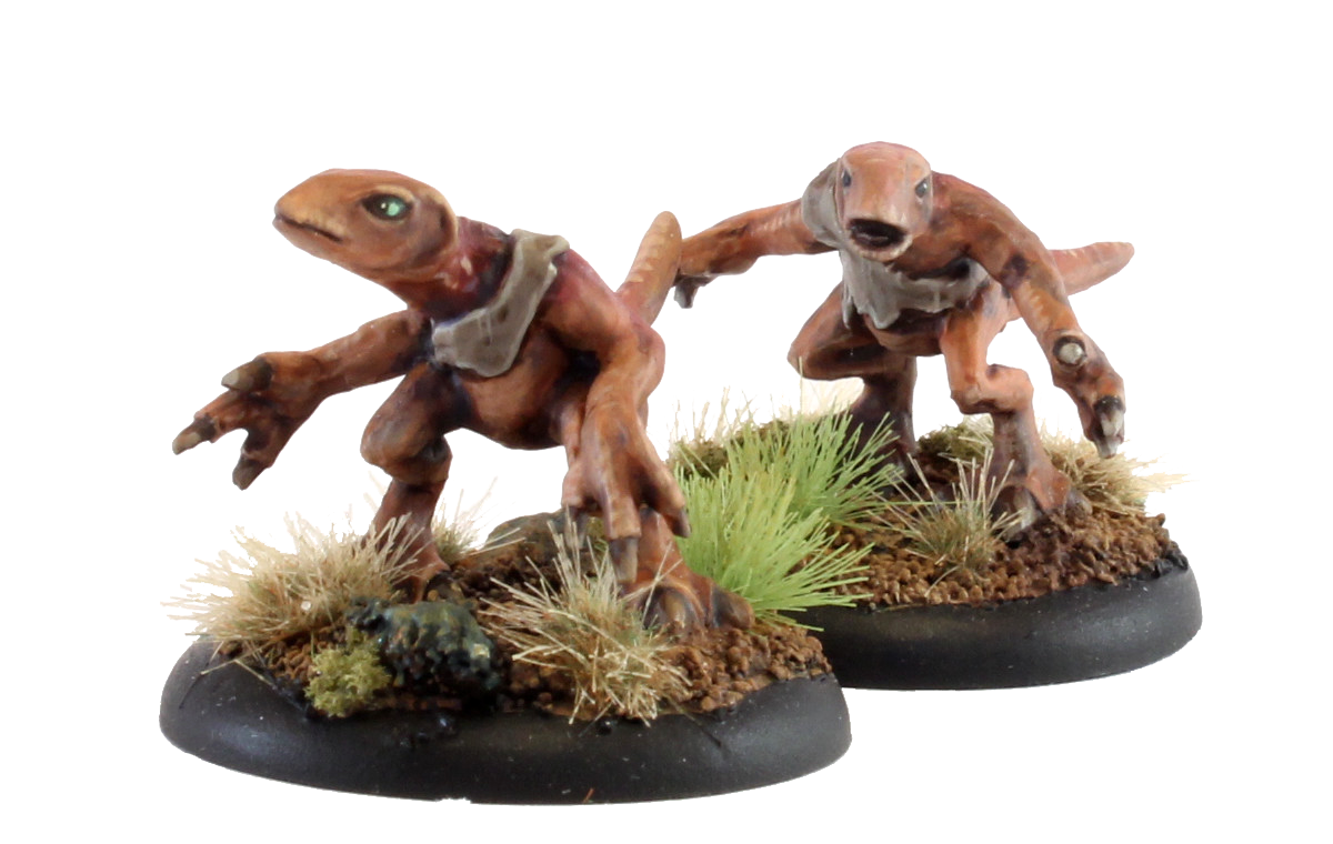 Devanu Hatchlings (2 models)