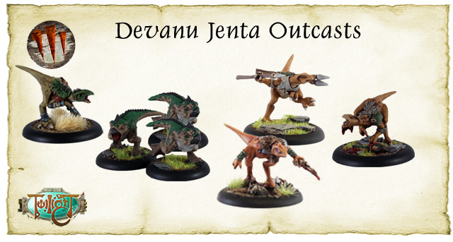 Starter: Jenta Outcasts