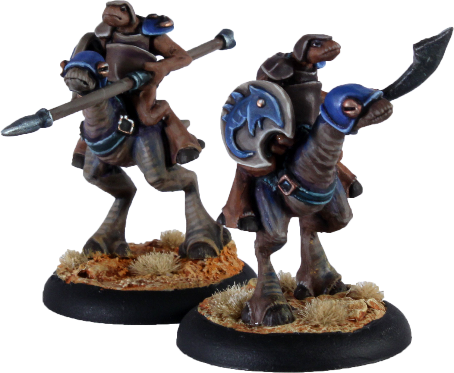 Orel: Knights (2 models)