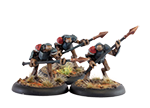 Militia Spears (2 models)